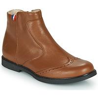 Παπούτσια Κορίτσι Μπότες GBB NOUGATINE Brown