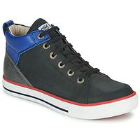 Παπούτσια Αγόρι Ψηλά Sneakers GBB MERINO Black