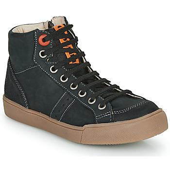 Ψηλά Sneakers GBB OSTRAVI ΣΤΕΛΕΧΟΣ: & ΕΠΕΝΔΥΣΗ: Δέρμα & ΕΣ. ΣΟΛΑ: Δέρμα & ΕΞ. ΣΟΛΑ: Καουτσούκ