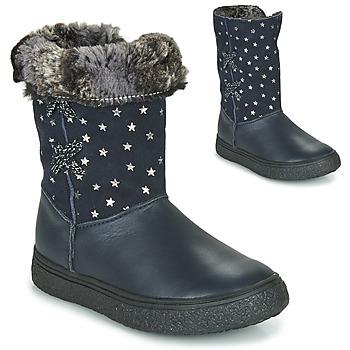 Παπούτσια Κορίτσι Μπότες για την πόλη GBB OLINETTE Marine