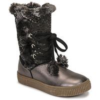 Παπούτσια Κορίτσι Μπότες για την πόλη GBB NOUSTIK Black
