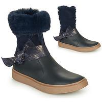 Παπούτσια Κορίτσι Μπότες για την πόλη GBB EVELINA Marine
