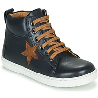 Παπούτσια Αγόρι Ψηλά Sneakers GBB KANY Marine