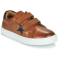Παπούτσια Αγόρι Χαμηλά Sneakers GBB DANAY Brown