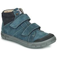 Παπούτσια Αγόρι Ψηλά Sneakers GBB HENI Μπλέ