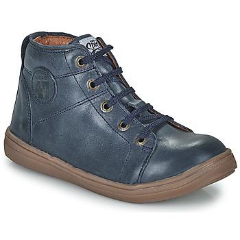 Παπούτσια Αγόρι Ψηλά Sneakers GBB KELIG Μπλέ