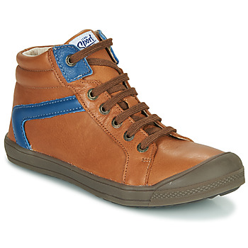 Ψηλά Sneakers GBB IWEN ΣΤΕΛΕΧΟΣ: & ΕΠΕΝΔΥΣΗ: Δέρμα & ΕΣ. ΣΟΛΑ: Δέρμα & ΕΞ. ΣΟΛΑ: Καουτσούκ