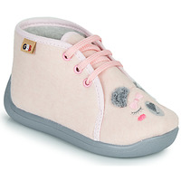 Παπούτσια Κορίτσι Παντόφλες GBB CHARIE Ροζ