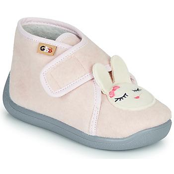 Παπούτσια Κορίτσι Παντόφλες GBB HELORIE Ροζ