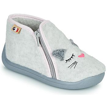 Παπούτσια Κορίτσι Παντόφλες GBB CORI Grey