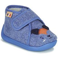 Παπούτσια Αγόρι Παντόφλες GBB KEELIO Μπλέ