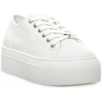 Παπούτσια Γυναίκα Χαμηλά Sneakers Windsor Smith RUBY CANVAS WHITE Bianco