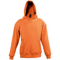 Υφασμάτινα Παιδί Φούτερ Sols SLAM KIDS SPORT Naranja