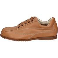 Παπούτσια Άνδρας Χαμηλά Sneakers Hogan Αθλητικά BN129 καφέ