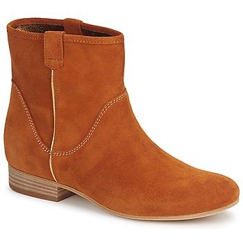 Παπούτσια Γυναίκα Μπότες Vic MUI Rouille