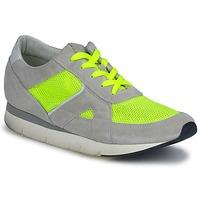 Παπούτσια Γυναίκα Χαμηλά Sneakers OXS GEORDIE Grey / Yellow