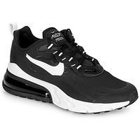 Παπούτσια Άνδρας Χαμηλά Sneakers Nike AIR MAX 270 REACT Black / Άσπρο