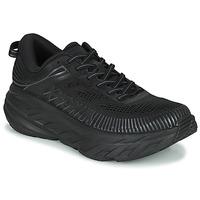 Παπούτσια Άνδρας Χαμηλά Sneakers Hoka one one BONDI 7 Black