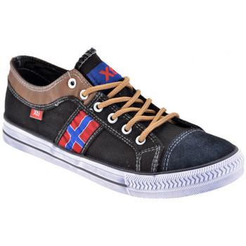 Παπούτσια Άνδρας Χαμηλά Sneakers Xti  Black
