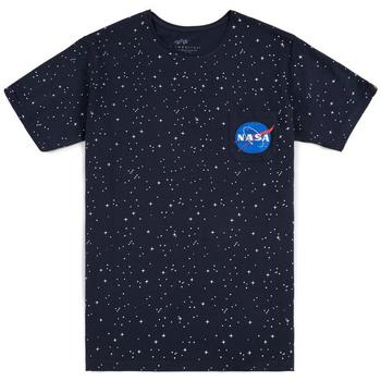 T-shirt με κοντά μανίκια Alpha T-shirt Starry T