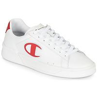 Παπούτσια Άνδρας Χαμηλά Sneakers Champion M 979 LOW Άσπρο / Red