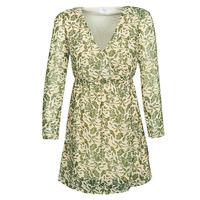 Υφασμάτινα Γυναίκα Κοντά Φορέματα Betty London MOSSE Multicolour