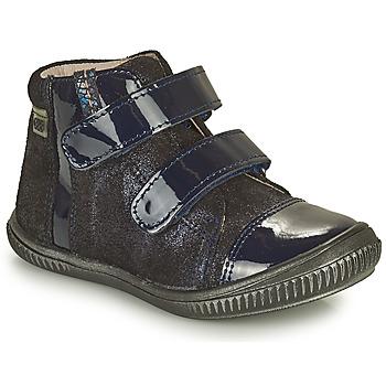 Παπούτσια Κορίτσι Ψηλά Sneakers GBB ODITA Μπλέ