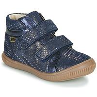 Παπούτσια Κορίτσι Ψηλά Sneakers GBB EDEA Μπλέ
