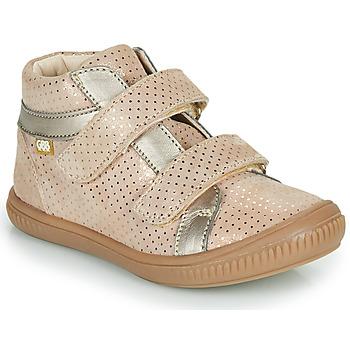 Παπούτσια Κορίτσι Ψηλά Sneakers GBB EDEA Beige