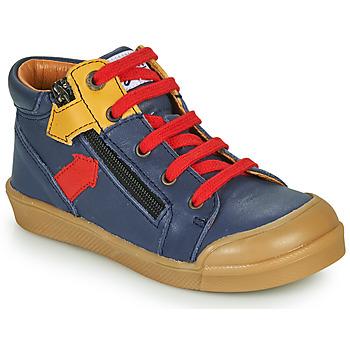 Ψηλά Sneakers GBB IONNIS ΣΤΕΛΕΧΟΣ: & ΕΠΕΝΔΥΣΗ: Δέρμα & ΕΣ. ΣΟΛΑ: Δέρμα & ΕΞ. ΣΟΛΑ: Καουτσούκ