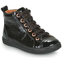 Παπούτσια Κορίτσι Ψηλά Sneakers GBB INNA Black