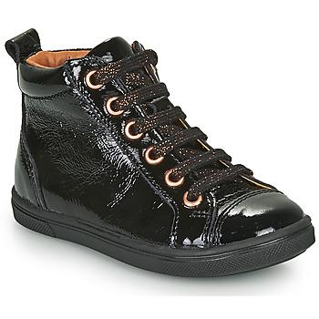 Ψηλά Sneakers GBB INNA ΣΤΕΛΕΧΟΣ: Δέρμα και συνθετικό & ΕΠΕΝΔΥΣΗ: Δέρμα & ΕΣ. ΣΟΛΑ: Δέρμα & ΕΞ. ΣΟΛΑ: Καουτσούκ