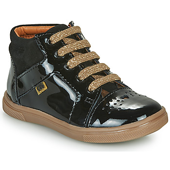 Παπούτσια Κορίτσι Ψηλά Sneakers GBB THEANA Black