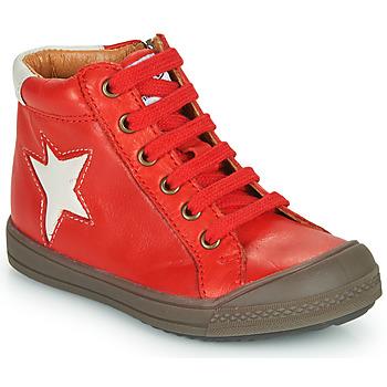 Παπούτσια Αγόρι Ψηλά Sneakers GBB KASSIO Red