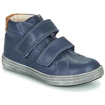 Ψηλά Sneakers GBB NAZAIRE ΣΤΕΛΕΧΟΣ: & ΕΠΕΝΔΥΣΗ: Δέρμα & ΕΣ. ΣΟΛΑ: Δέρμα & ΕΞ. ΣΟΛΑ: Καουτσούκ