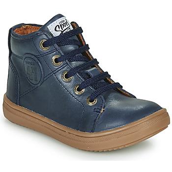 Ψηλά Sneakers GBB KELIG ΣΤΕΛΕΧΟΣ: & ΕΠΕΝΔΥΣΗ: Δέρμα & ΕΣ. ΣΟΛΑ: Δέρμα & ΕΞ. ΣΟΛΑ: Καουτσούκ