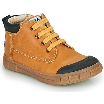 Ψηλά Sneakers GBB SHEN ΣΤΕΛΕΧΟΣ: & ΕΠΕΝΔΥΣΗ: Δέρμα & ΕΣ. ΣΟΛΑ: Δέρμα & ΕΞ. ΣΟΛΑ: Καουτσούκ