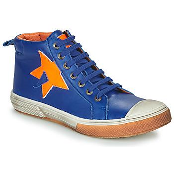 Ψηλά Sneakers GBB OCALIAN ΣΤΕΛΕΧΟΣ: & ΕΠΕΝΔΥΣΗ: Δέρμα & ΕΣ. ΣΟΛΑ: Δέρμα & ΕΞ. ΣΟΛΑ: Καουτσούκ