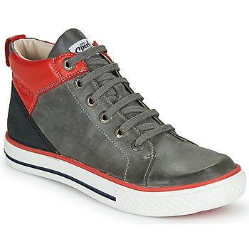 Ψηλά Sneakers GBB MERINO ΣΤΕΛΕΧΟΣ: & ΕΠΕΝΔΥΣΗ: Δέρμα & ΕΣ. ΣΟΛΑ: Δέρμα & ΕΞ. ΣΟΛΑ: Καουτσούκ