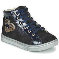Παπούτσια Κορίτσι Ψηλά Sneakers GBB MARTA Μπλέ