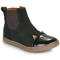 Παπούτσια Κορίτσι Μπότες GBB JESSINE Black