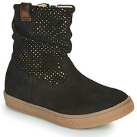 Παπούτσια Κορίτσι Μπότες για την πόλη GBB KINGA Black