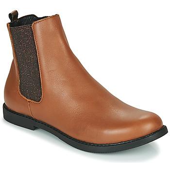Παπούτσια Κορίτσι Μπότες GBB ARANA Cognac