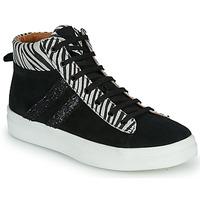 Παπούτσια Κορίτσι Ψηλά Sneakers GBB KIBEL Black