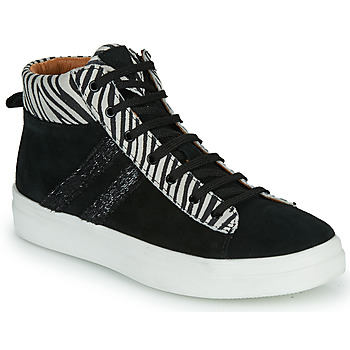 Ψηλά Sneakers GBB KIBEL ΣΤΕΛΕΧΟΣ: Δέρμα & ΕΠΕΝΔΥΣΗ: Δέρμα & ΕΣ. ΣΟΛΑ: Δέρμα & ΕΞ. ΣΟΛΑ: Καουτσούκ