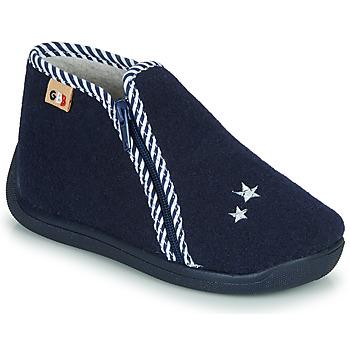 Παπούτσια Παιδί Παντόφλες GBB KITRA Μπλέ