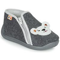 Παπούτσια Αγόρι Παντόφλες GBB KITRA Grey