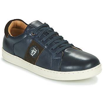 Παπούτσια Αγόρι Χαμηλά Sneakers GBB MIRZO Μπλέ
