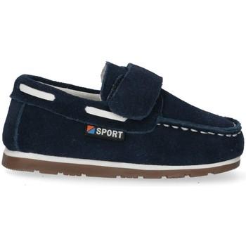 Παπούτσια Αγόρι Μοκασσίνια Bubble 48474 μπλέ