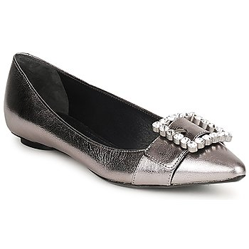 Παπούτσια Γυναίκα Μπαλαρίνες Marc Jacobs MJ19417 Argenté